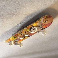 Easy Cruiser LED ceiling light skateboard look