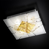 Square ceiling light Frame  E27