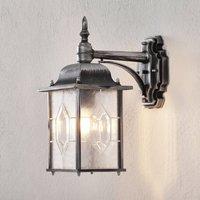 Milano outdoor wall light  hanging lantern