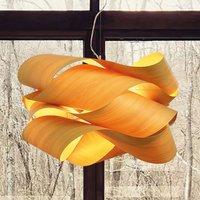 LZF Link hanging light   69 cm  yellow