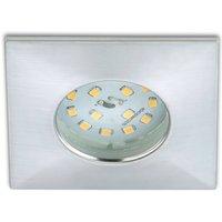 Luca LED recessed light IP44  aluminium