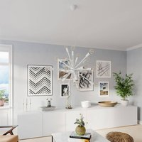 By Ryd ns Leo hanging light  sand white