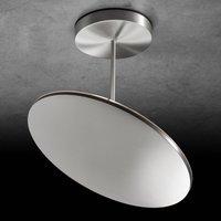 Holtk tter Plano XL LED ceiling lamp aluminium