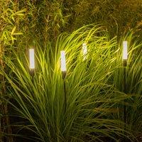 Egger Pisa LED path light with ground spike