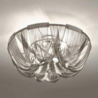 Opulent Soscik designer ceiling light  72 cm