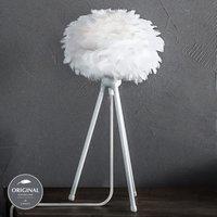 UMAGE Eos micro table lamp  white