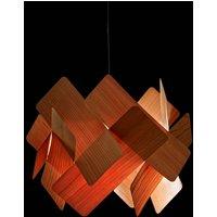 LZF Escape hanging light  30cm natural cherry wood