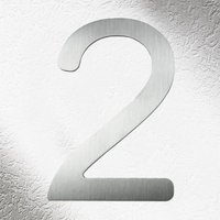 High Quality House Numbers made of Stainless 2