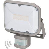 AL LED outdoor spotlight with IR sensor IP44 20 W
