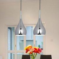 Elegant hanging light Anja  two bulb