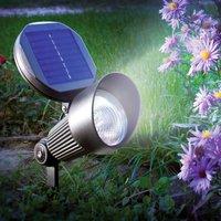Spotlight Solar wall and ground spot light LED
