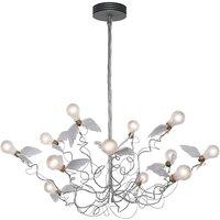 Ingo Maurer Birdie LED hanging light  clear cable