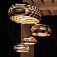 Think Paper Dandy 890 cardboard pendant light