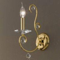 KOLARZ Carat   elegant wall light  gold plated