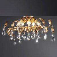 Jaaike extravagantly designed ceiling light