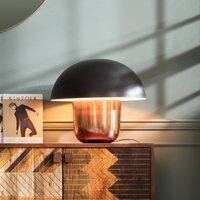 KARE Mushroom   table lamp  copper black