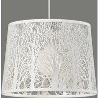 Nintu   pendant lamp with tree motifs