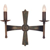 Cromwell Wall Light Medieval