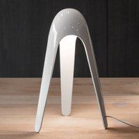 Martinelli Luce Cyborg LED table lamp  white