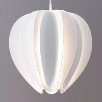 Tulip hanging lamp