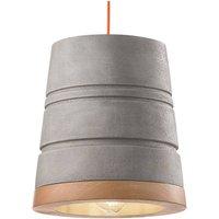 Nordic ceramic hanging lamp C1786  cement