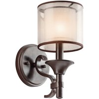 Attractively designed wall light Lacey