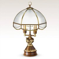 Rustic Laguna table lamp