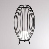 LOUM Boho outdoor floor lamp IP54  cage lampshade