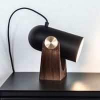 LE KLINT Carronade   black table lamp