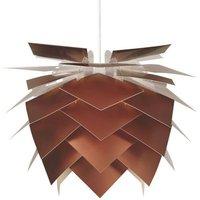 Dyberg Larsen PineApple M Copper Look pendant   45