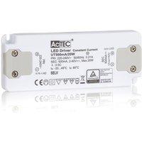 AcTEC Slim LED driver CC 500 mA  20 W