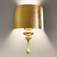 Exclusive wall light Eva A3  gold