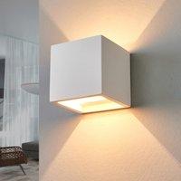 Freja Halogen Wall Light Discreet Plaster