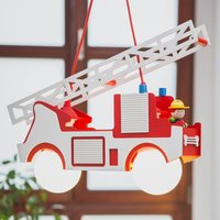 Fire Engine Fred hanging light
