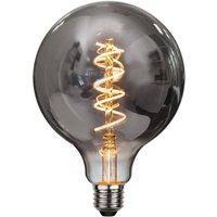 Heavy Smoke Filament LED globe bulb 4W 2 100K G125