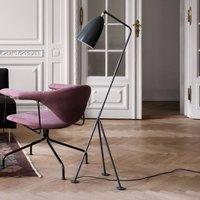 GUBI Gr shoppa tripod floor lamp  anthracite