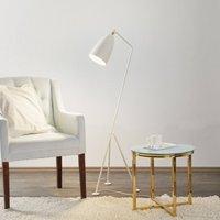 GUBI Gr shoppa tripod floor lamp  white