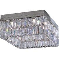 KOLARZ Prisma   crystal ceiling light
