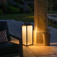 Tradition LED solar lantern  height 65 cm