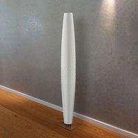 Flechtwerk Pur LED floor lamp white 110 cm