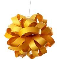 LZF Agatha Ball hanging light  84 x 80 cm  yellow