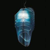 Slamp Avia Edition M Blue hanging light