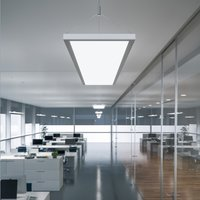 IDOO LED hanging light for offices 49 W  white