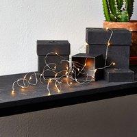 Five strands   LED light bouquet Dew Drop