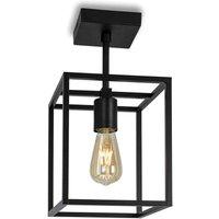 Cubic  3394 ceiling light  black