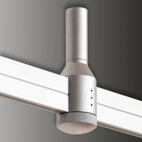 Support for track lighting system Check in