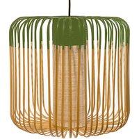 Forestier Bamboo Light M pendant lamp 45 cm green