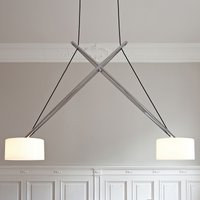 Twin   an LED hanging light that can do the splits