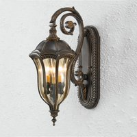 Baton Rouge wall light with arm  57 8 cm