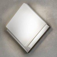 Diamond shaped LED outdoor wall light Infesto 1